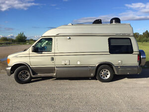 2006 Great West Van - Ford E350