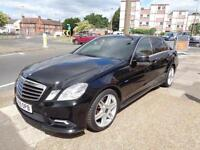 BAD CREDIT CAR FINANCE AVAILABLE - Mercedes-Benz E220 2.1 CDI Sport