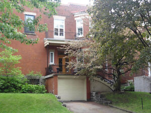 Fully furnished Westmount home for rent  4 750 $/mois X 10 mois