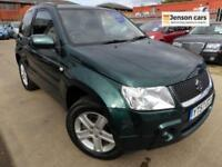 2007 57 SUZUKI GRAND VITARA 1.6 VVT PLUS 3D 105 BHP