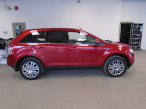 2010 FORD EDGE LIMITED 4X4! NAVI! LEATHER! SPECIAL ONLY $10,900!