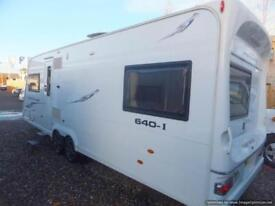Fleetwood heritage 640i four berth caravan for sale