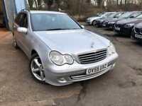 2005 Mercedes-Benz C Class 2.5 C230 Avantgarde SE 7G-Tronic 5dr