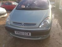 Citroen xsara paccaso long mot 295 no offers