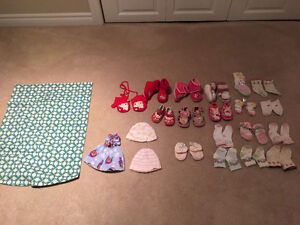 All the Accessories A Baby Girl Needs