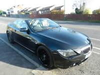 BMW 6 SERIES 3.0 630CI 2DR....CONVERTIBLE, 2005 (05 PLATE)..