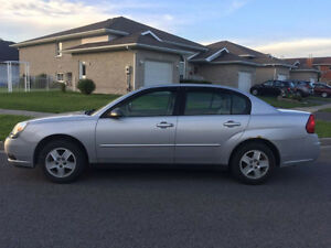 2005 CHEV MALIBU V6 AS IS $1,250