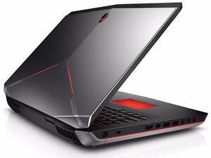 Alienware 17  I7-4700MQ + Gtx 770M + 16G Ram + SSD