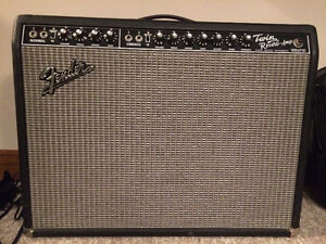 Fender Twin Reverb Guitar Amp