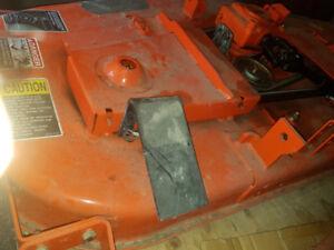 tondeuse kubota neuf  b2320 no m.s.10564  no modele rck54-29but