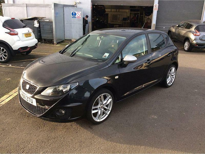 2011 seat ibiza 2 0tdi fr cr 5dr 1 pre owner heated seats must view in yardley west. Black Bedroom Furniture Sets. Home Design Ideas