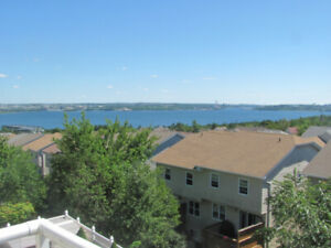 12-Year-Old Town House Overlooking the Bedford Basin