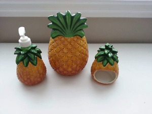 Kitchen pineapple set