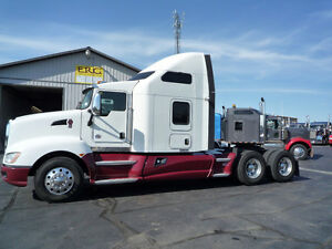 2013 Kenworth T660 @ ERG in Ayr Ont.