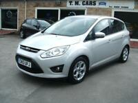 2013 Ford C-MAX 1.6TDCi Zetec **62k / £30 Tax**