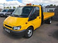 2005 Ford Transit Dropside 2.4TDI ( 115PS ) 2004.75MY 350 LWB