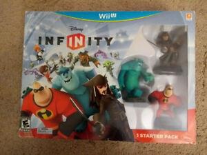 Disney Infinity Starter Pack for Wii U