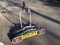 Bike carrier - for towing 2 bikes.