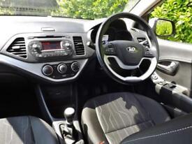 2014 Kia PICANTO 2 ECODYNAMICS Manual Hatchback