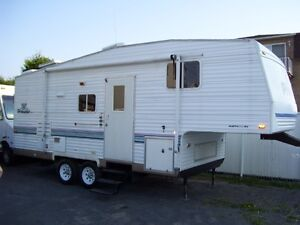 fifth-wheel prowler 24.5p canadien edition