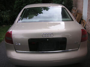 1999 Audi A6 Quattro Sedan Cornwall Ontario image 5