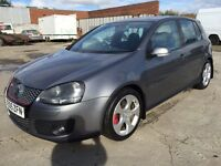 VW Golf 2.0 GTi (200bhp) 6 Speed.. 05 Plate..