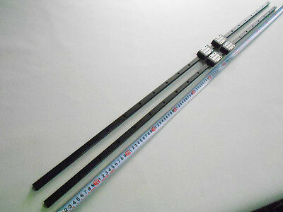 Nsk Ls15 Linear Bearings Rails L1240mm Cnc Thk Router 1