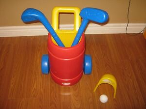 TODDLER GOLF SET