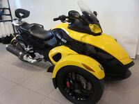 2008 Can-Am SPYDER RS SM5 46,14$/SEMAINE