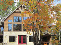 Escape For A Relaxing Fall Get Away At The Cottage
