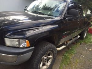 2001 Dodge Ram 1500 parts