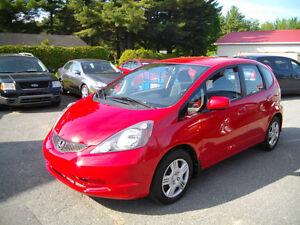 2011 Honda Fit DX seulement 46000 km!