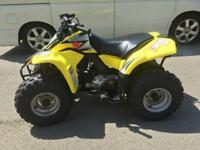 SUZUKI LT 80 QUAD IN VGC OWNED FOR 4 YEARS FROM LOCAL DEALER