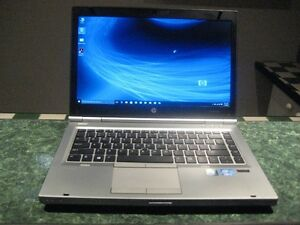 "HP Laptop, Intel i5, 8GB RAM, 500GB HDD, 14"" LED, Windows 10"