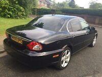 2008 Jaguar X type 2.2d Auto Sovereign facelift model 65,000 genuine miles bargain