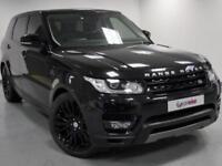 2016 Land Rover Range Rover Sport 3.0 SDV6 [306] HSE Dynamic 5dr Auto Diesel bla