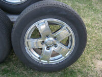 Ensemble de pneus 17