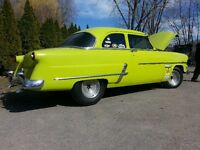 ford hotrod 1953 customline 2ième portes