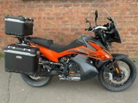 KTM 890 ADVENTURE POWER PARTS EDITION Ready to race from only £50.51 per week