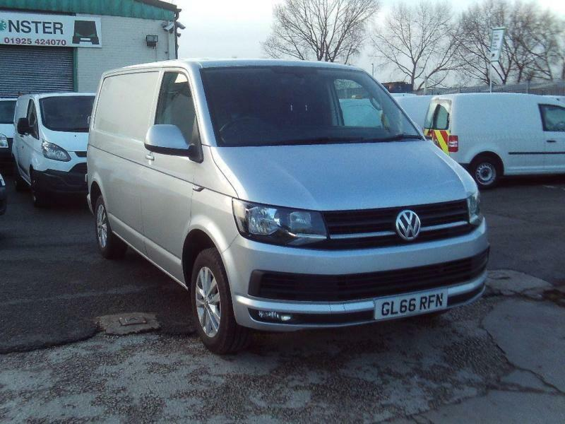 1c059ea8ba Volkswagen Transporter T28 T6 2.0tdi swb 102ps Highline DIESEL MANUAL (2016)