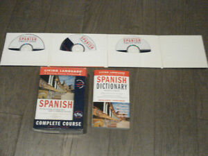 Spanish Learning Course CD's