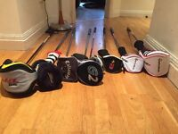 Golf clubs - High end drivers & fairway woods for sale
