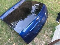Ford Focus mk2 tailgate