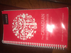 The Canadian Writer's Handbook: Essentials Edition - USED
