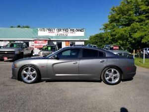 2012 DODGE CHARGER RT HEMI *** 100% APPROVED ***