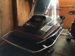 Yamaha Bravo - snowmobile - long track