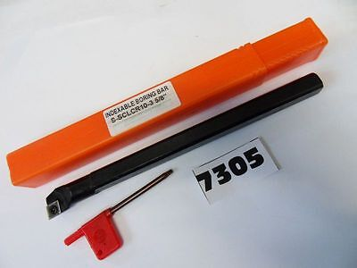 58 Indexable Boring Bar S-sclcr10-3 New  Pic 73054229