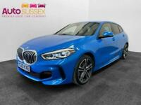 2020 BMW 1 Series 1.5 118i M Sport DCT (s/s) 5dr Hatchback Petrol Automatic
