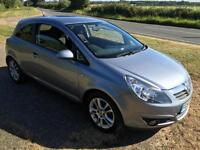 2008 Vauxhall Corsa 1.2 i 16v SXi Hatchback 3dr Petrol Manual (146 g/km, 79