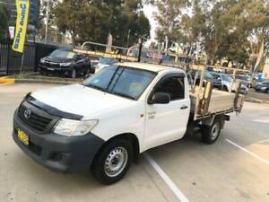 2013 Toyota Hilux  ute  tray  Reversing Camera 3 month Rego Low km Mount Druitt Blacktown Area Preview